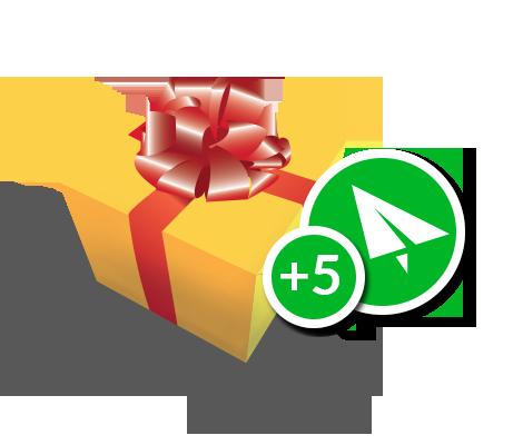 prenotazione corsi app notifiche in regalo