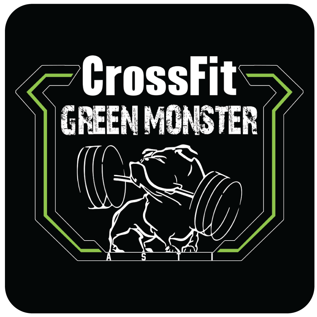 Crossfit Green Monster