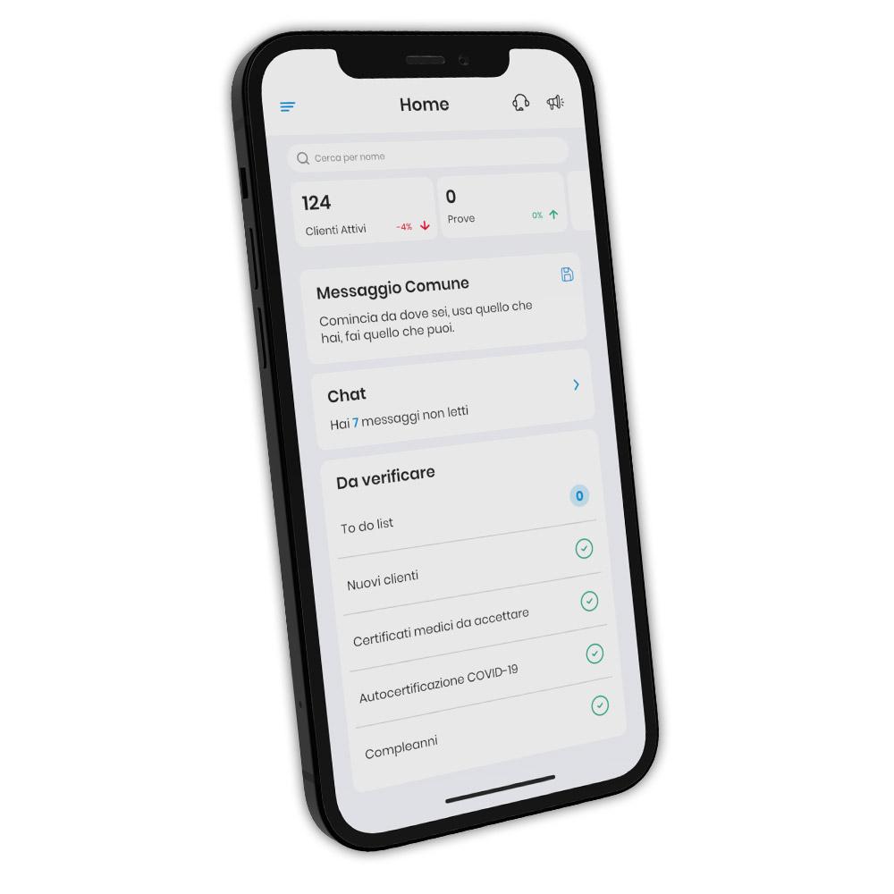 app palestre e crossfit green pass