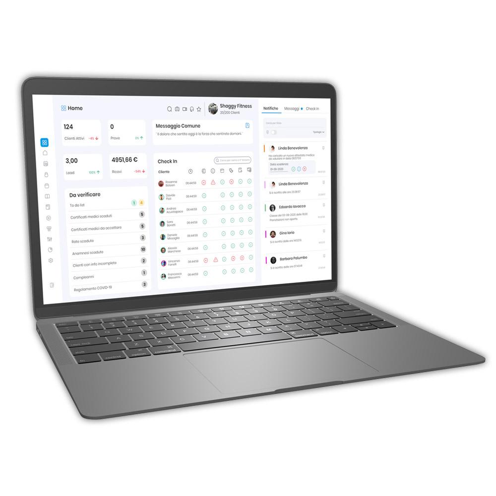 software palestre e crossfit green pass